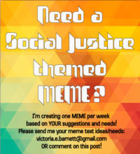 social justice meme